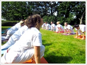 Hatha Yoga Course 2015